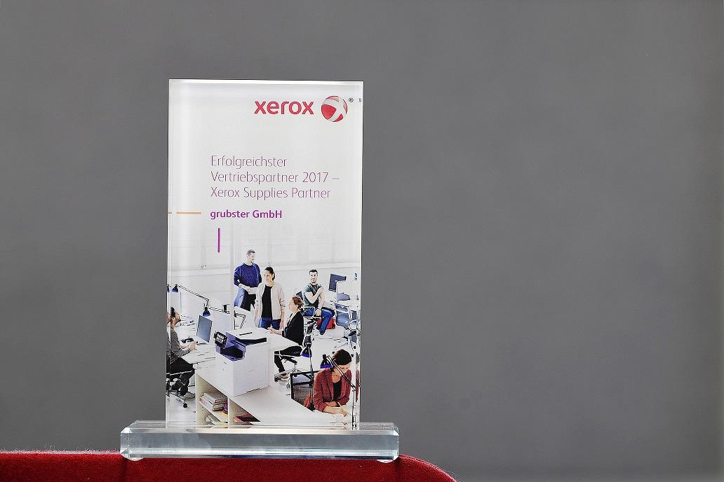 Xerox erfolgreichster Vertriebspartner 2017